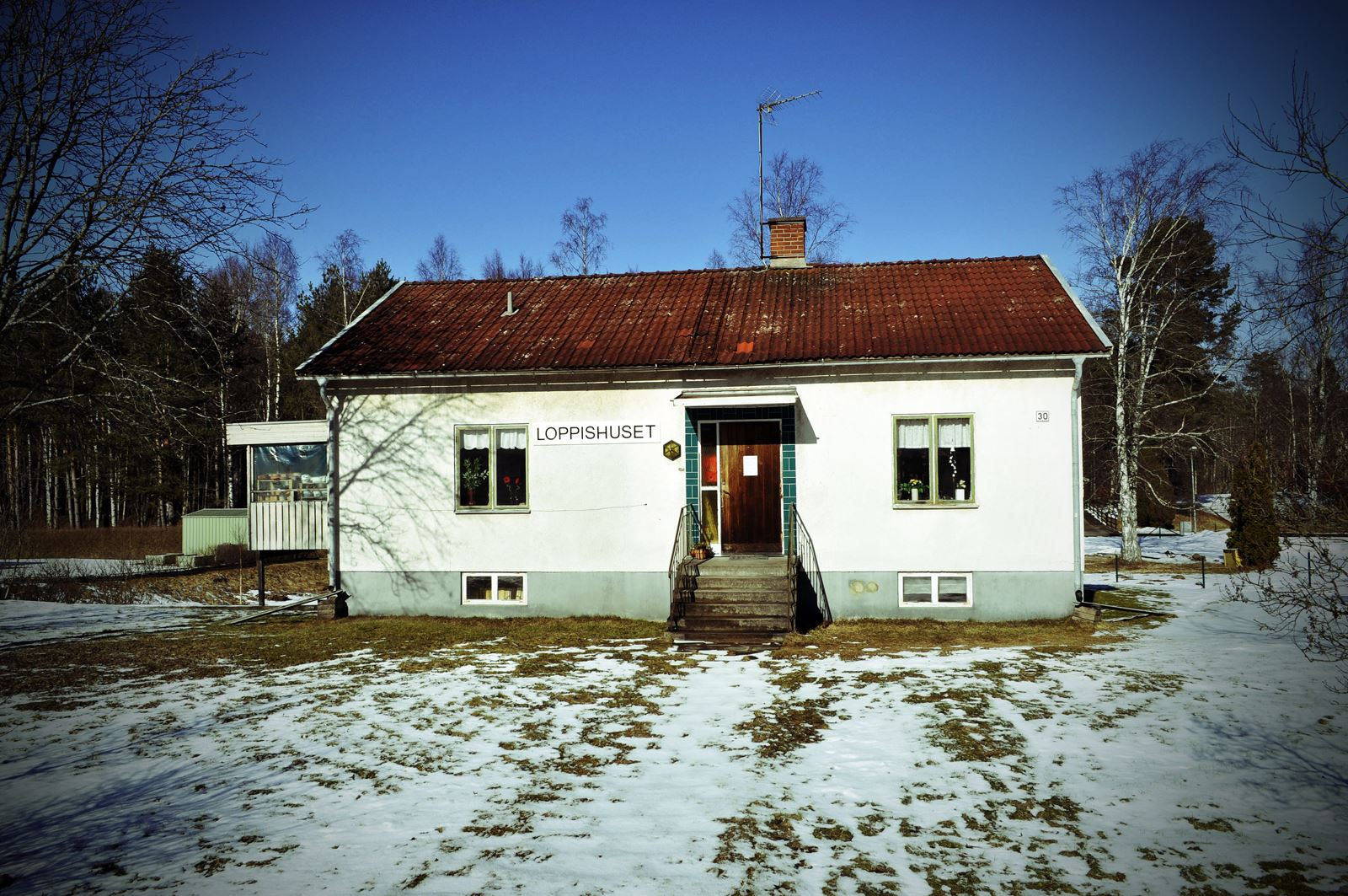 © Loppishuset, Holsbybrunn, Loppishuset i Holsbybrunn