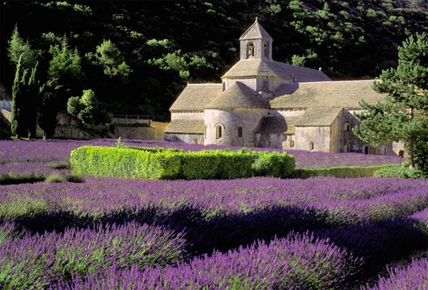 Avignon et les villages du Luberon, Gordes, Roussillon, Lourmarin