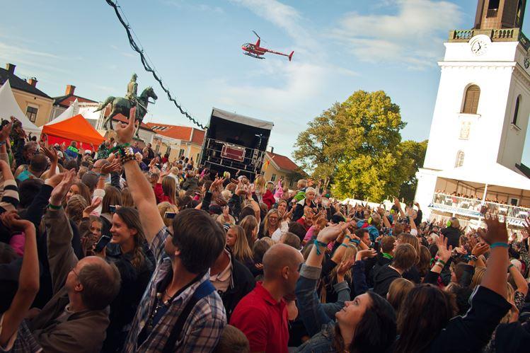 Tony Ottosson,  © Tony Ottosson, Eksjö Town Festival