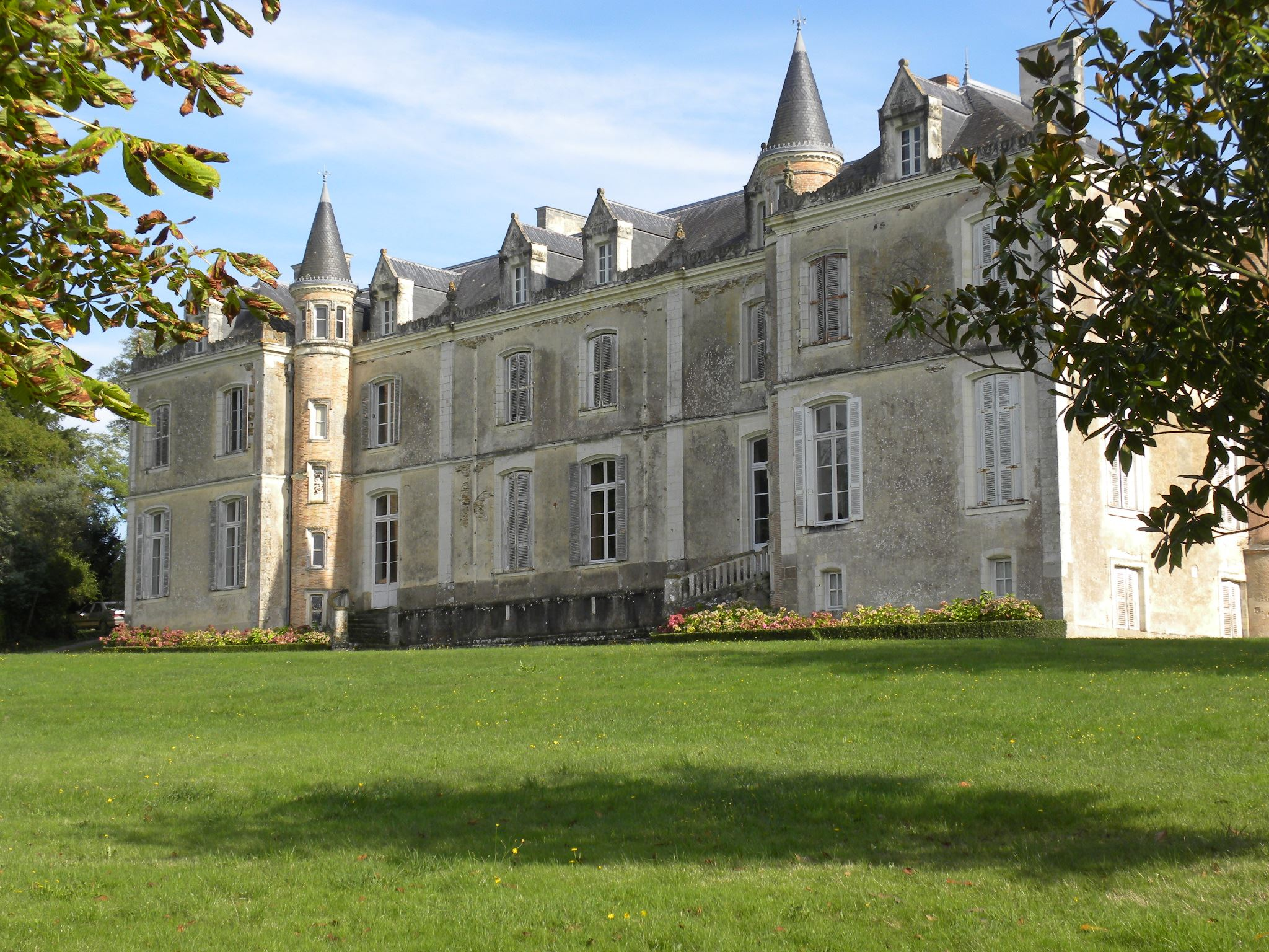 CHATEAU DU COING