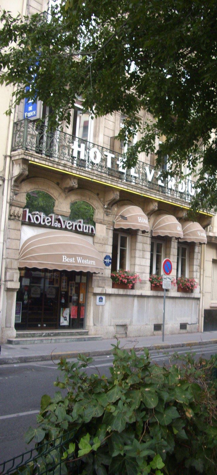 Best Western Hôtel Verdun