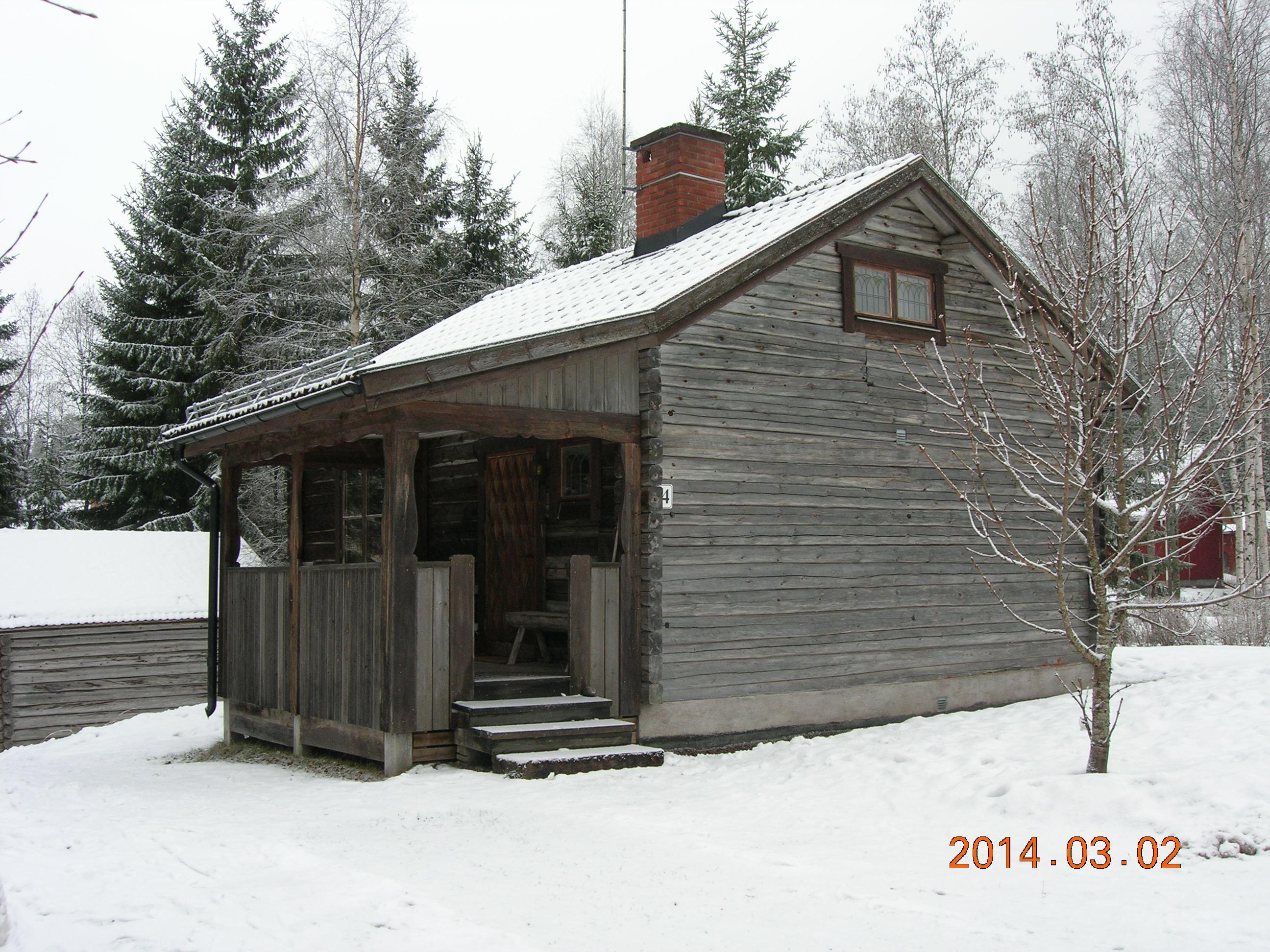 FS418, Bjursås