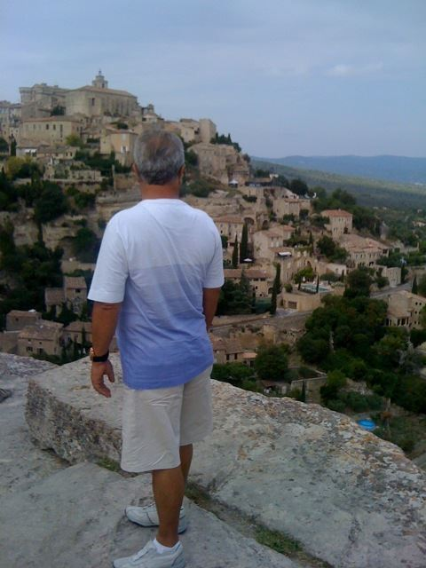 The Luberon in a day
