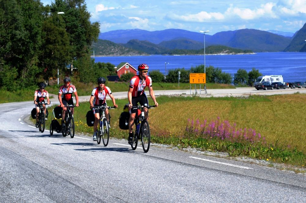 Bicycle rentals Namsos / Namdal Coast