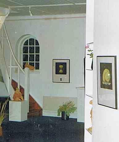 Anne-Marie Lind, Galleri Möllegården