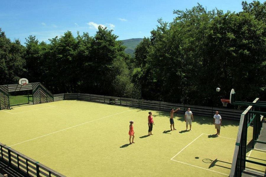 Camping Sunêlia Le Col d'Ibardin