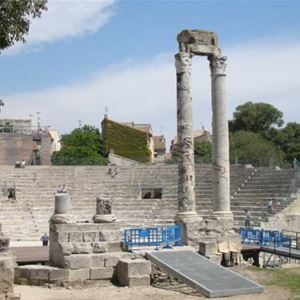 Baux de Provence, Arles et Pont du Gard