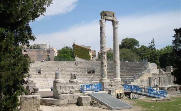 Baux de Provence, Arles and Pont du Gard