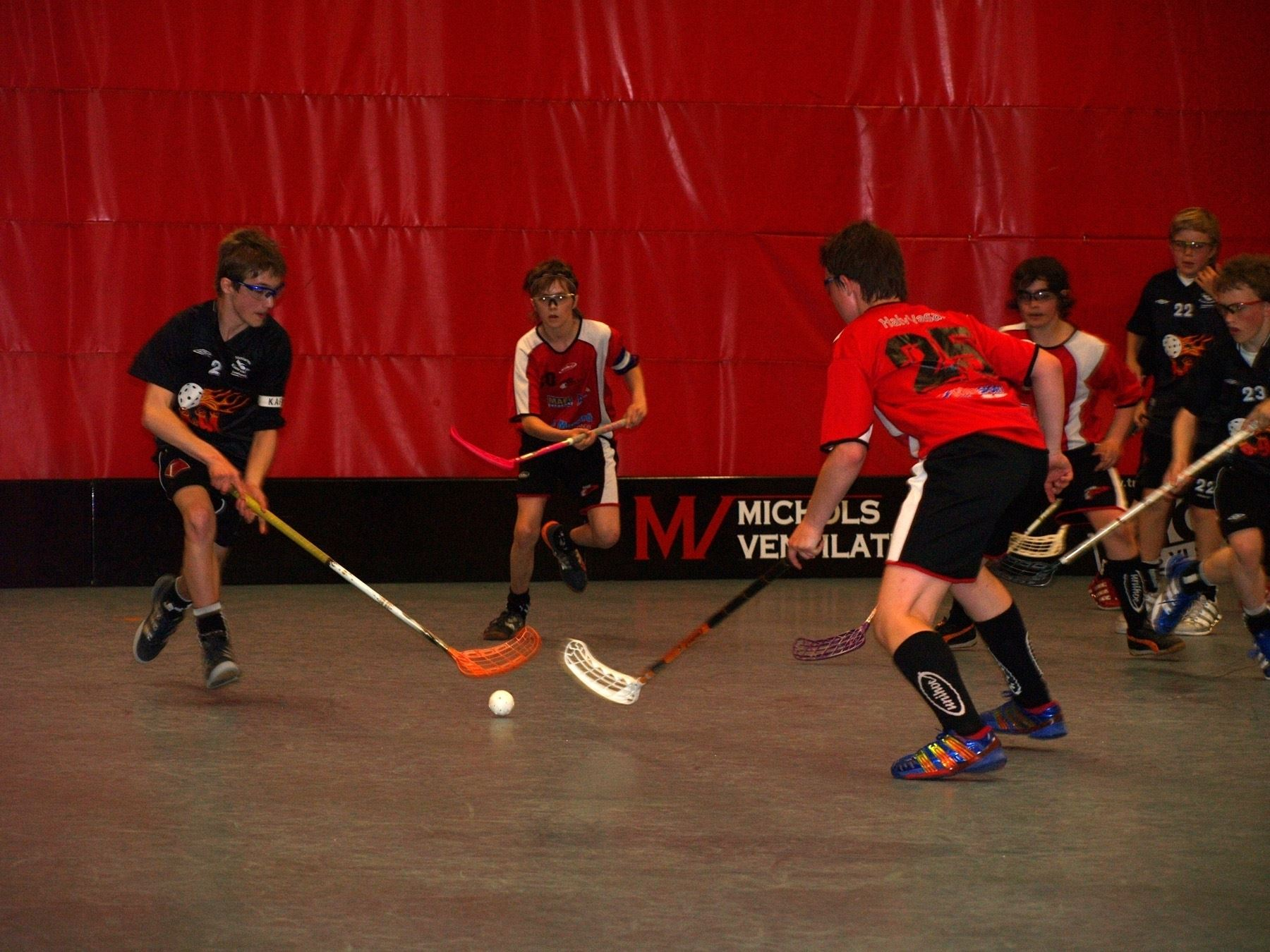 Innebandy Buster & Starlet Cup
