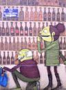 Graffiti et street art au Cours Julien - Parcours famille