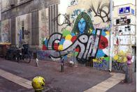 Graffiti et street art au Cours Julien - Activités enfants