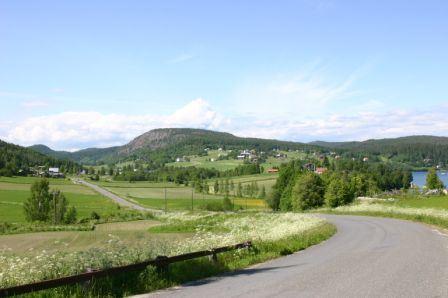 Cykla i Världsarvet Höga Kusten eller Ådalen