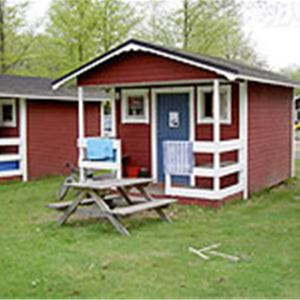 Cottage C (4 beds, 10 m², without WC/shower)
