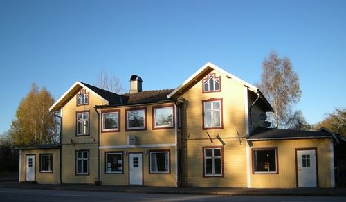 Målerås Vandrarhem, SVIF