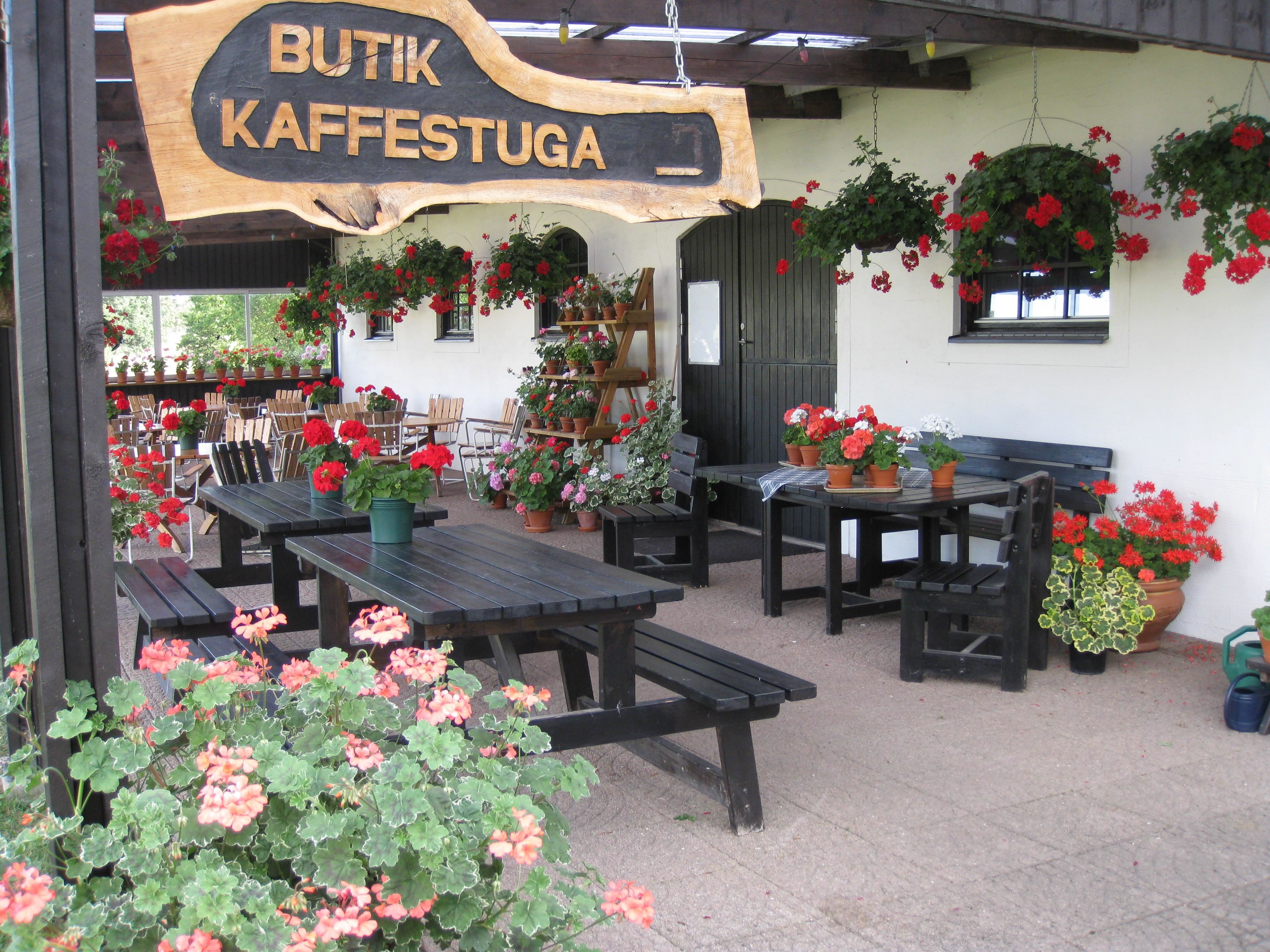 FOTO: Malin, Flädergården, Flädergårdens kaffestuga och gårdsbutik