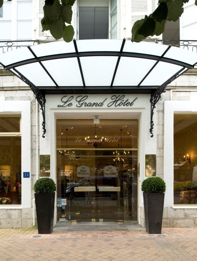 Best western Le Grand Hôtel