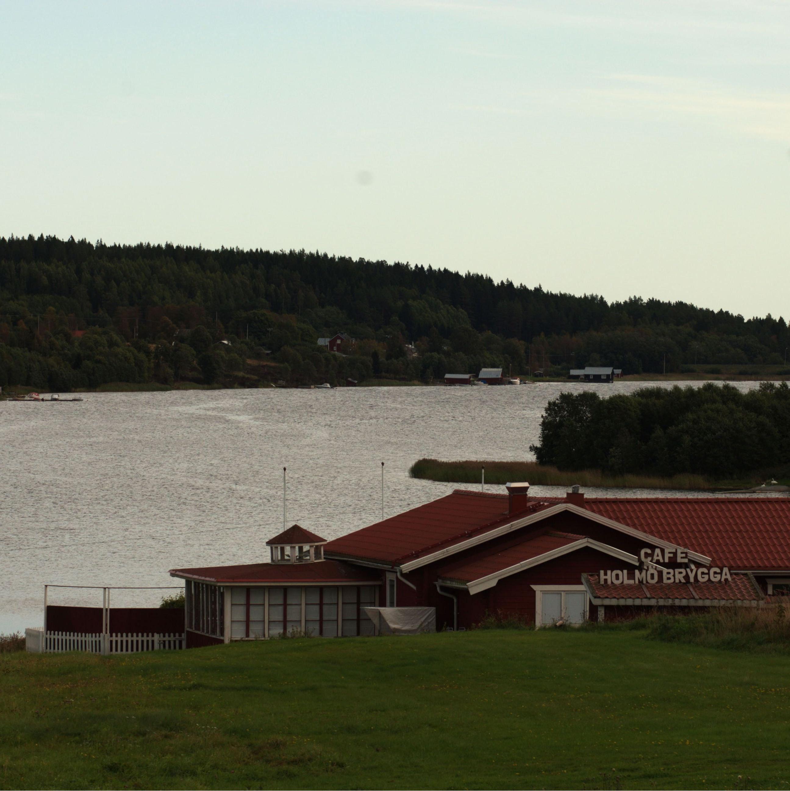 Foto: Thomas Hagfors, - utsikt mot Tynderösundet.