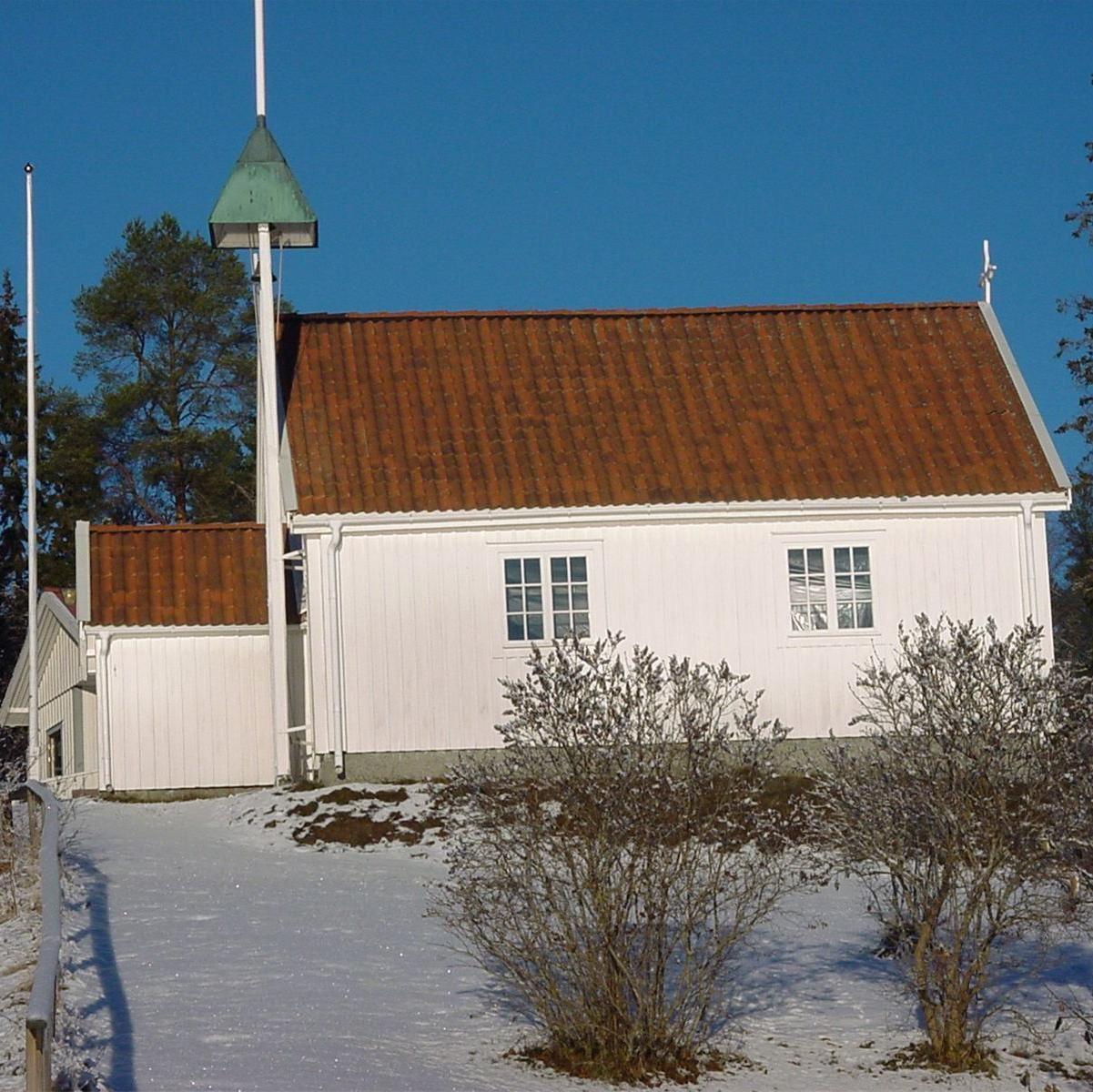 Foto: Grundsunda församling, Skags kapell