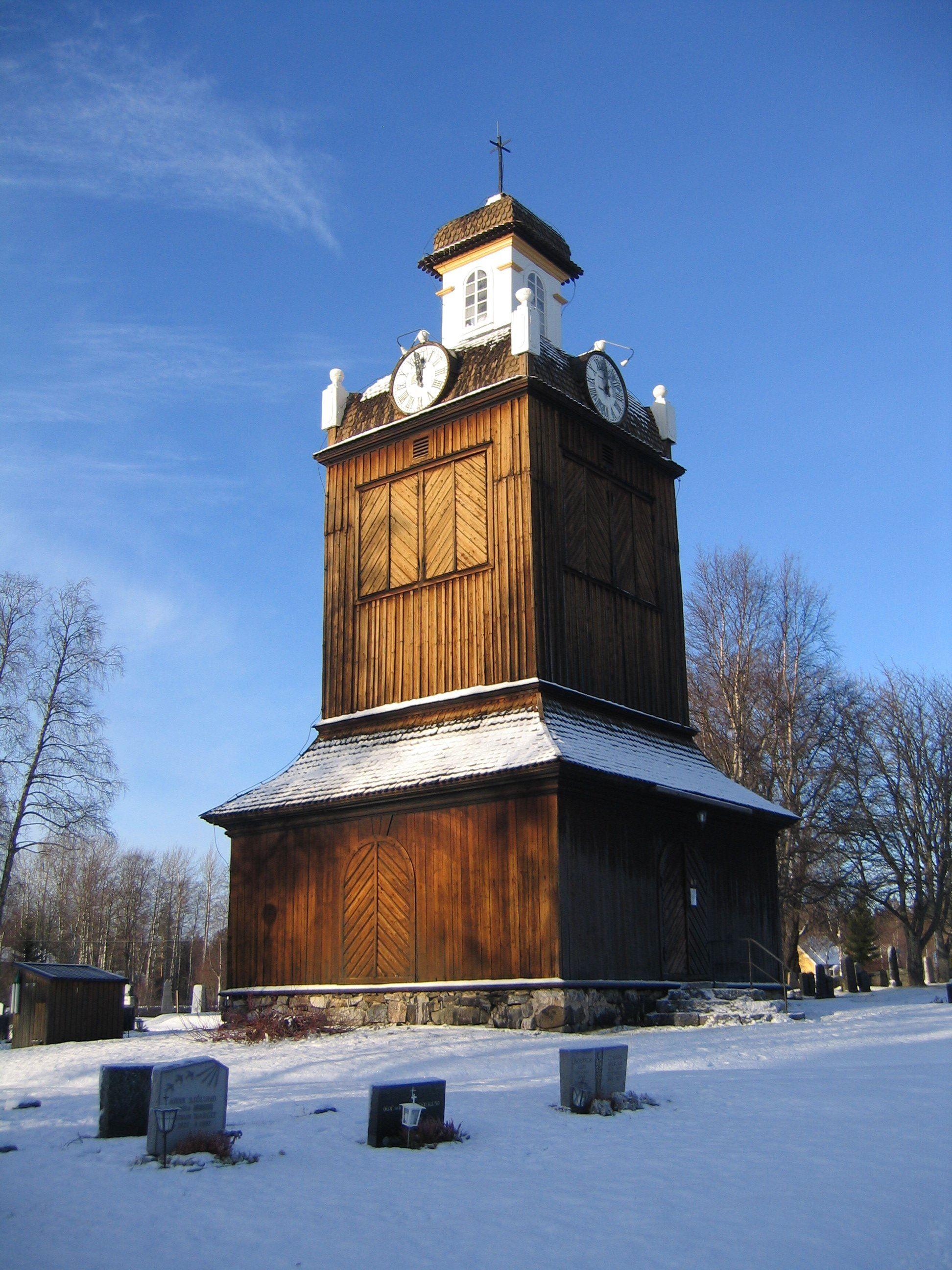 Foto: Grundsunda församling, Grundsunda kyrka