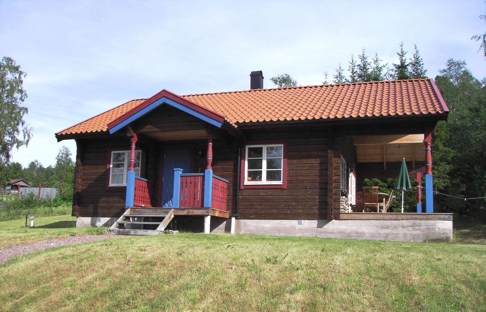 R223 Lerdal, 1,5 km S Rättvik