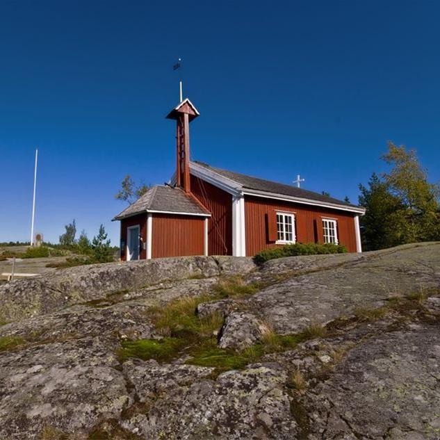 Foto: Thomas Hagfors, Skeppshamns kapell