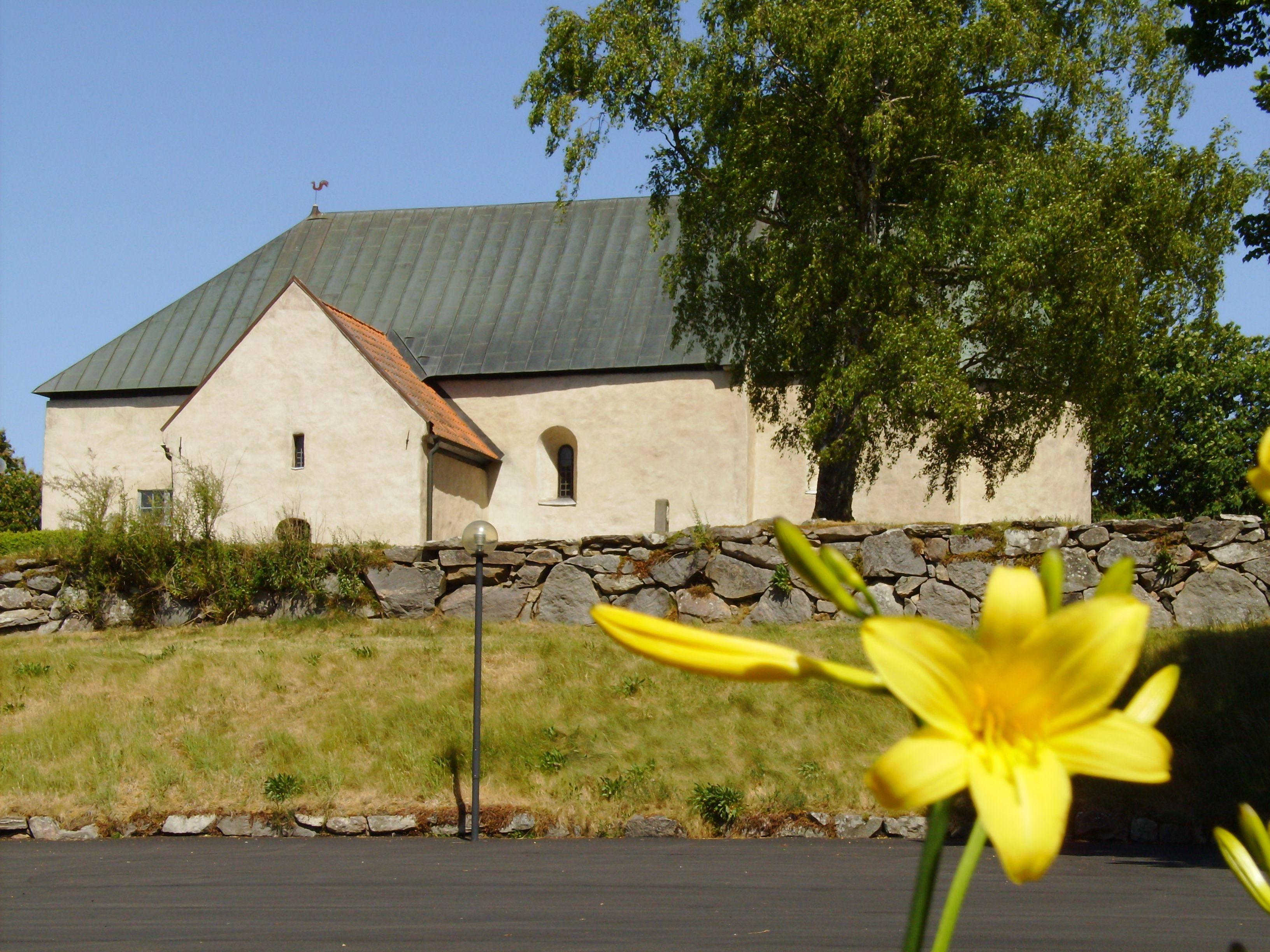 FOTO: Linda Nilsson, Ignaberga gamla kyrka