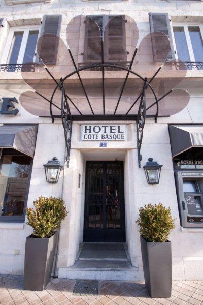 Côte Basque Hotel