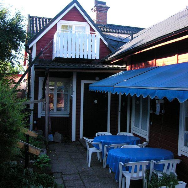 O:110 Drottninggatan 31, gårdshus övre