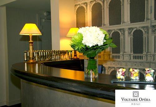Hôtel Voltaire Opéra