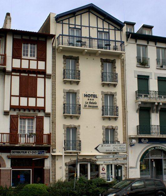 Hôtel Le Relais Saint Jacques