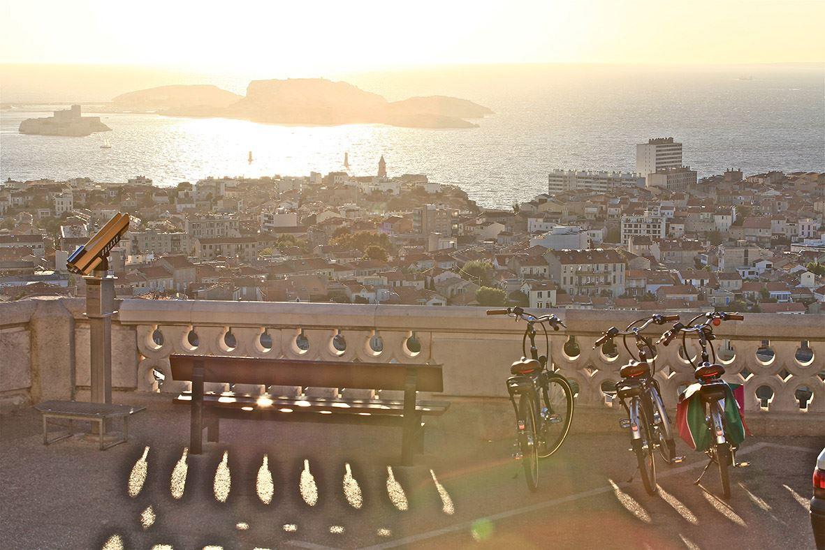 Lou Pitchoun - e bike (Petit tour coté mer) - Durée 2h30/3h - 15km
