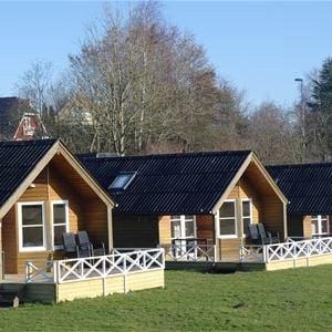 Lærkelunden Camping Hytteferie