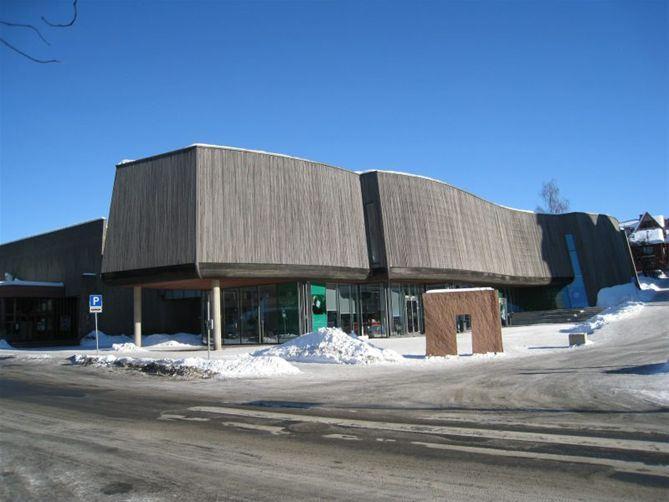 Hafjell Resort,  © Hafjell Resort, Lillehammer kunstmuseum