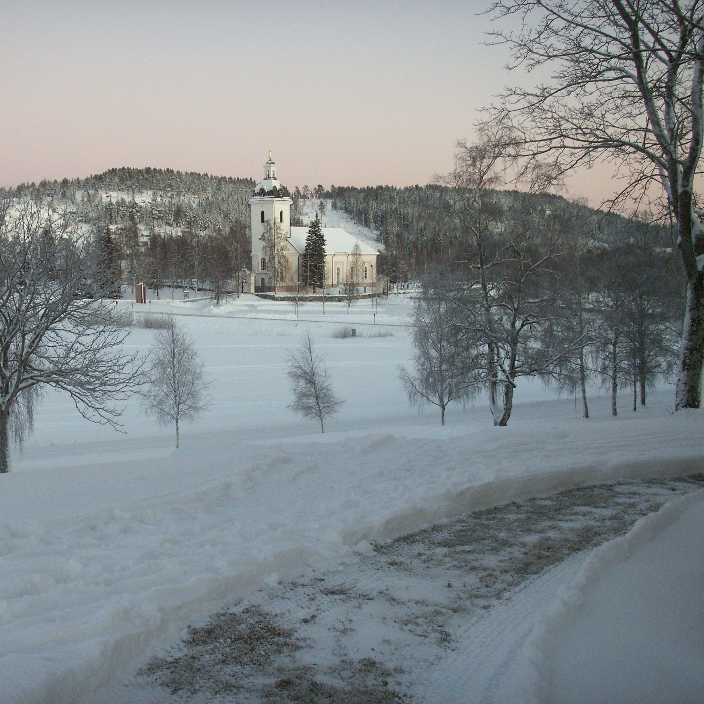 Foto: Arnäs församling, Arnäs kyrka
