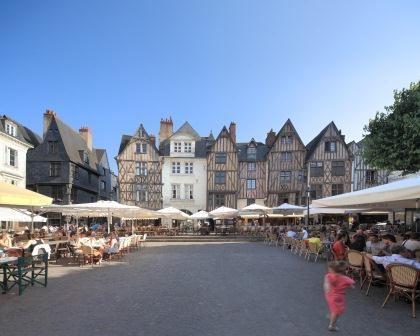 Le Vieux Tours et Saint Martin