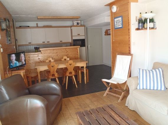TROIS VALLEES 1008 / 2 rooms 6 people