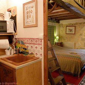 © ©Le grenier du moulin, CHAMBRE D'HOTES LE GRENIER DU MOULIN