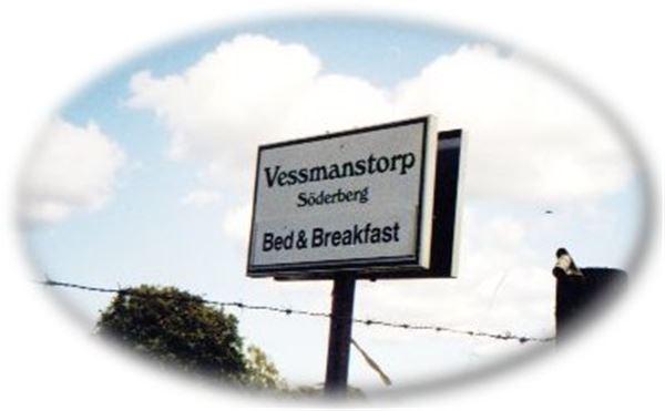 Foto: Vessmantorp, Vessmanstorps bed & breakfast