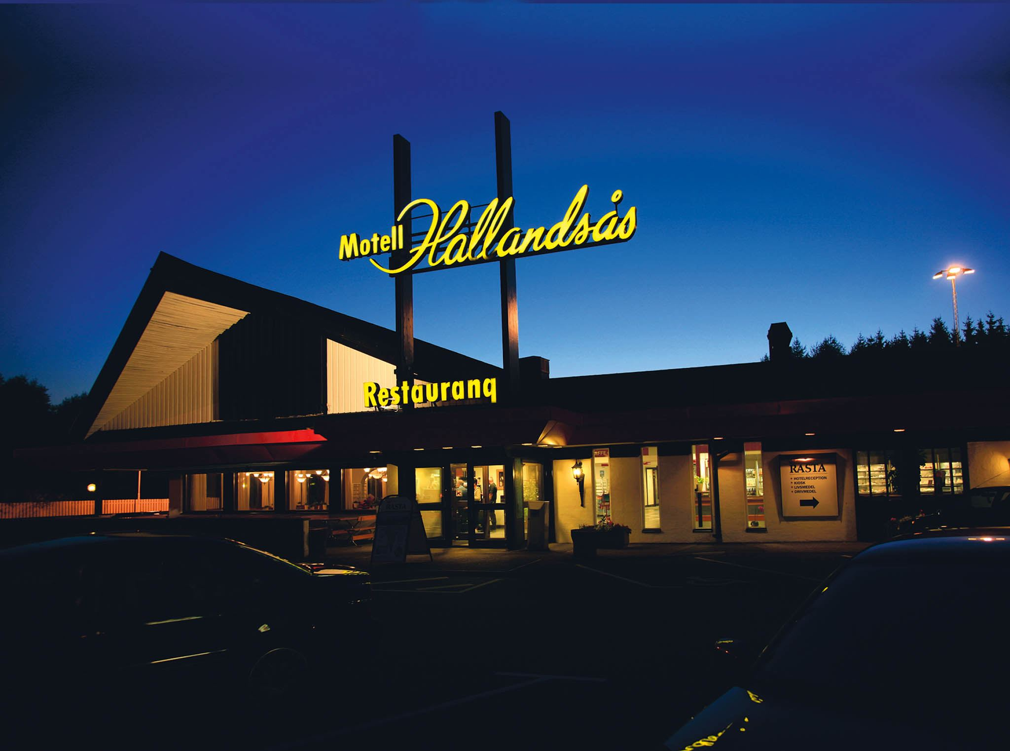 Restaurant Rasta Hallandsåsen