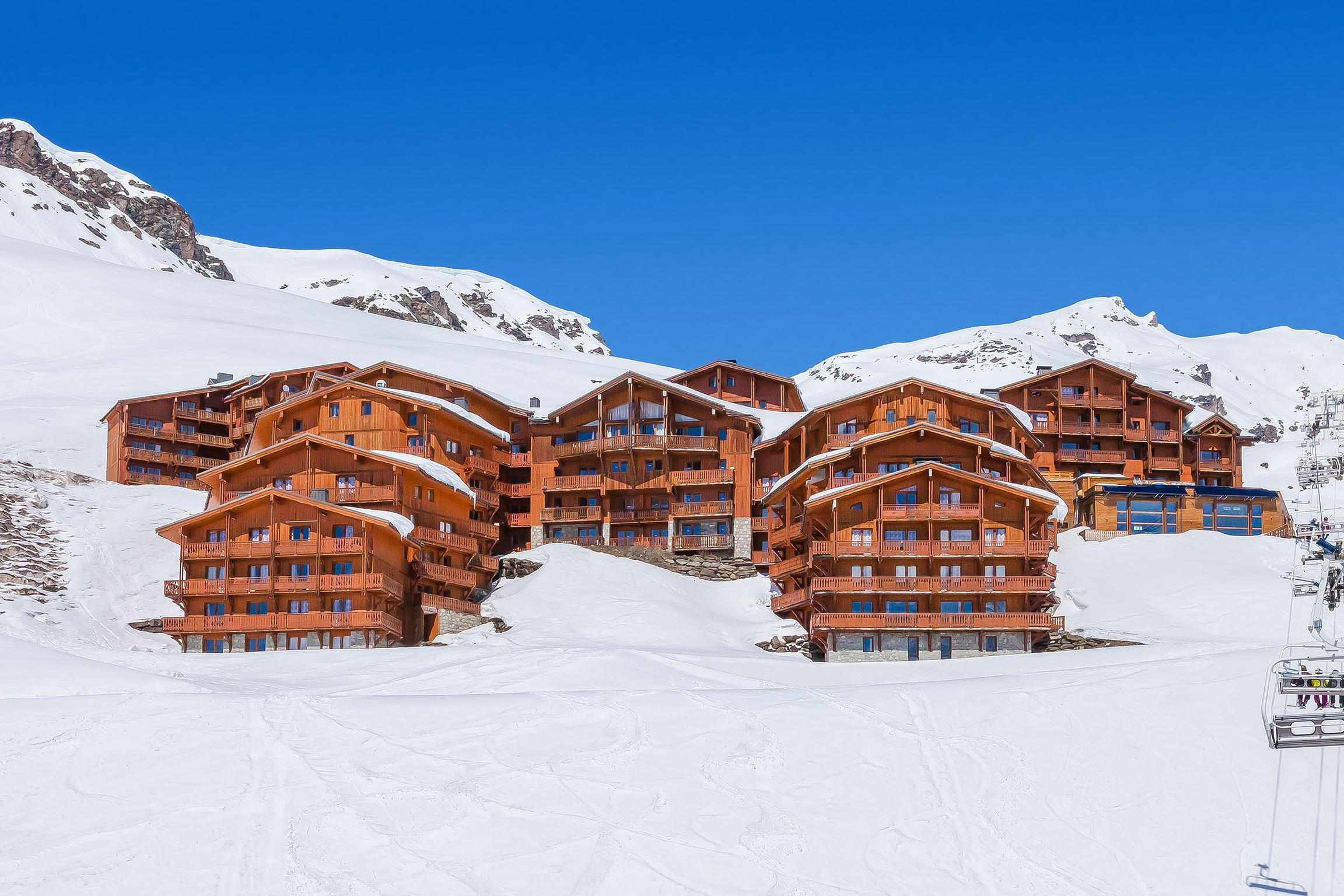 "Residence ""Les Balcons de Val Thorens & Spa"""