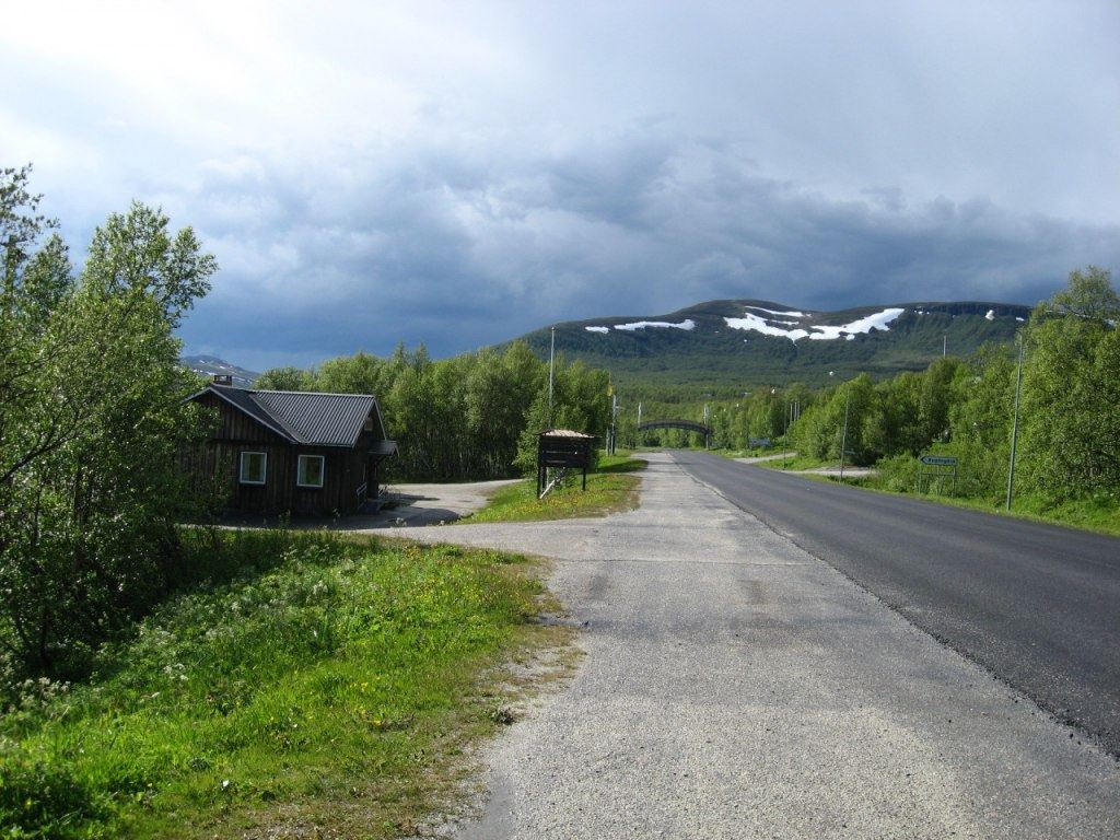 Sommarcafé på Tänndalens bygdegård