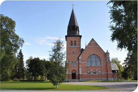 Rosornas kyrka