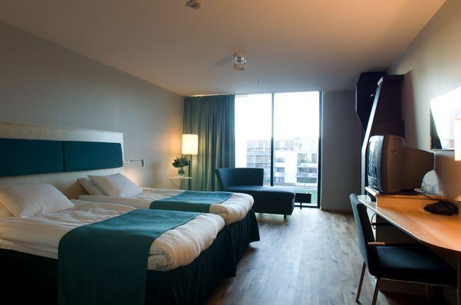 Quality Hotel 11 & Eriksberghallen