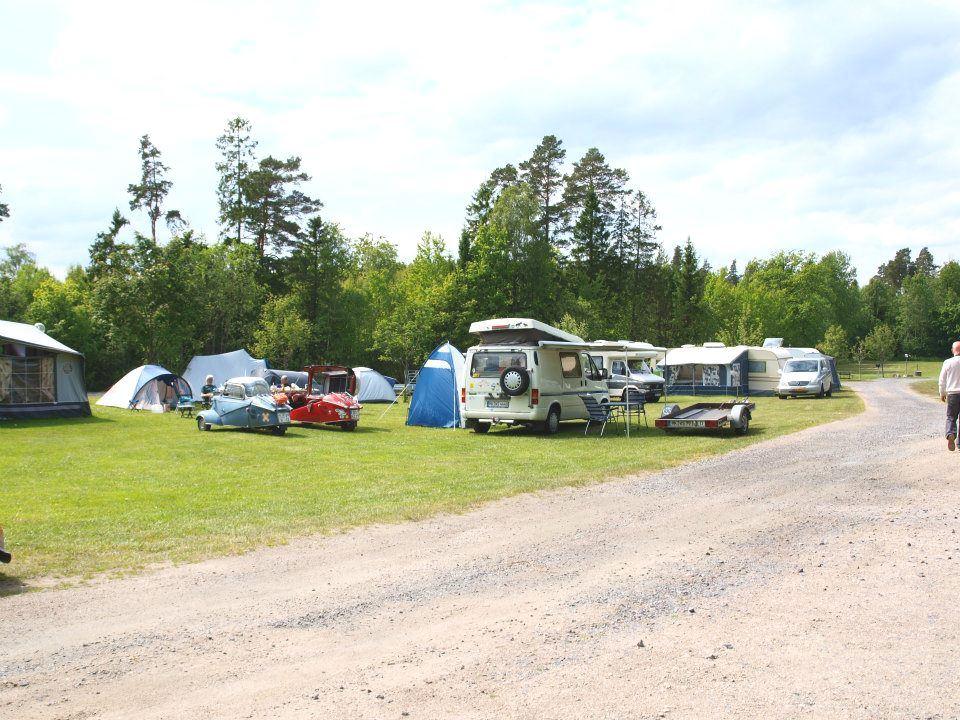 Stenrösets Camping/Camping