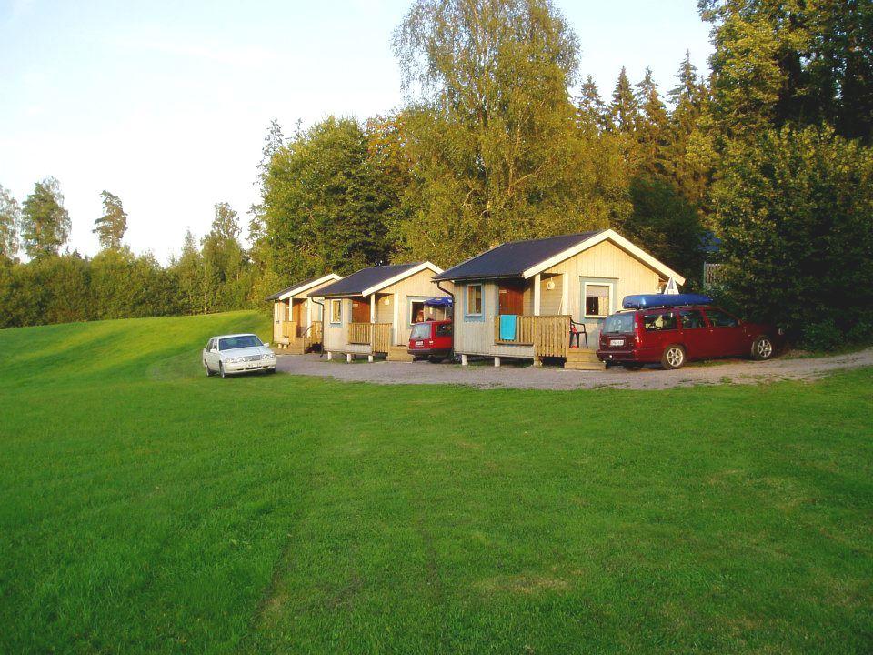Stenrösets Camping / Stugor