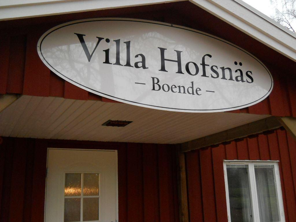 Pension Villa Hofsnäs