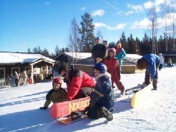 © Bjursås Ski, Bjursås SkiCenter längdskidåkning