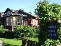 Sundborn Konst & Inredning Sommarbutik