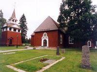 © Välkommen till Falun AB, Sundborns Kyrka