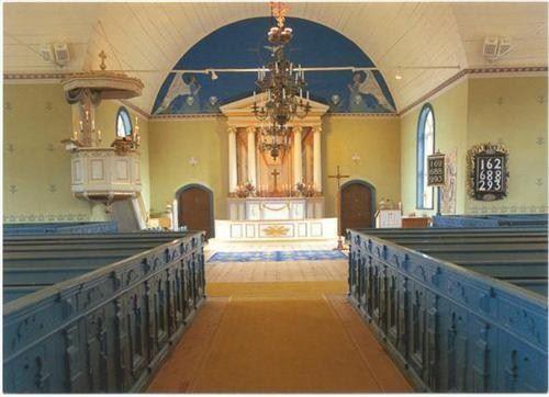 Church of Sundborn